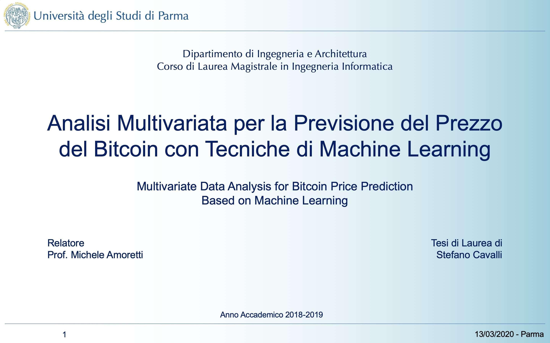 Stefano Cavalli PowerPoint
