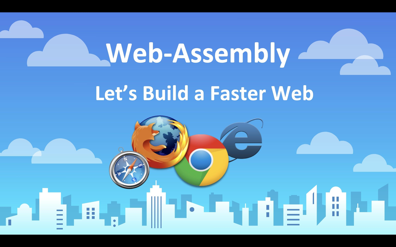WebAssembly Wasm WA